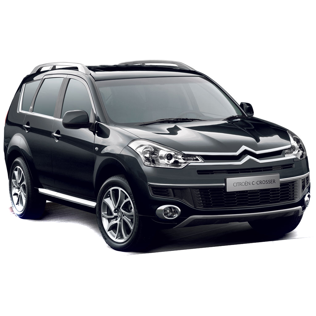 Citroen C-Crosser Car Mats (All Models)