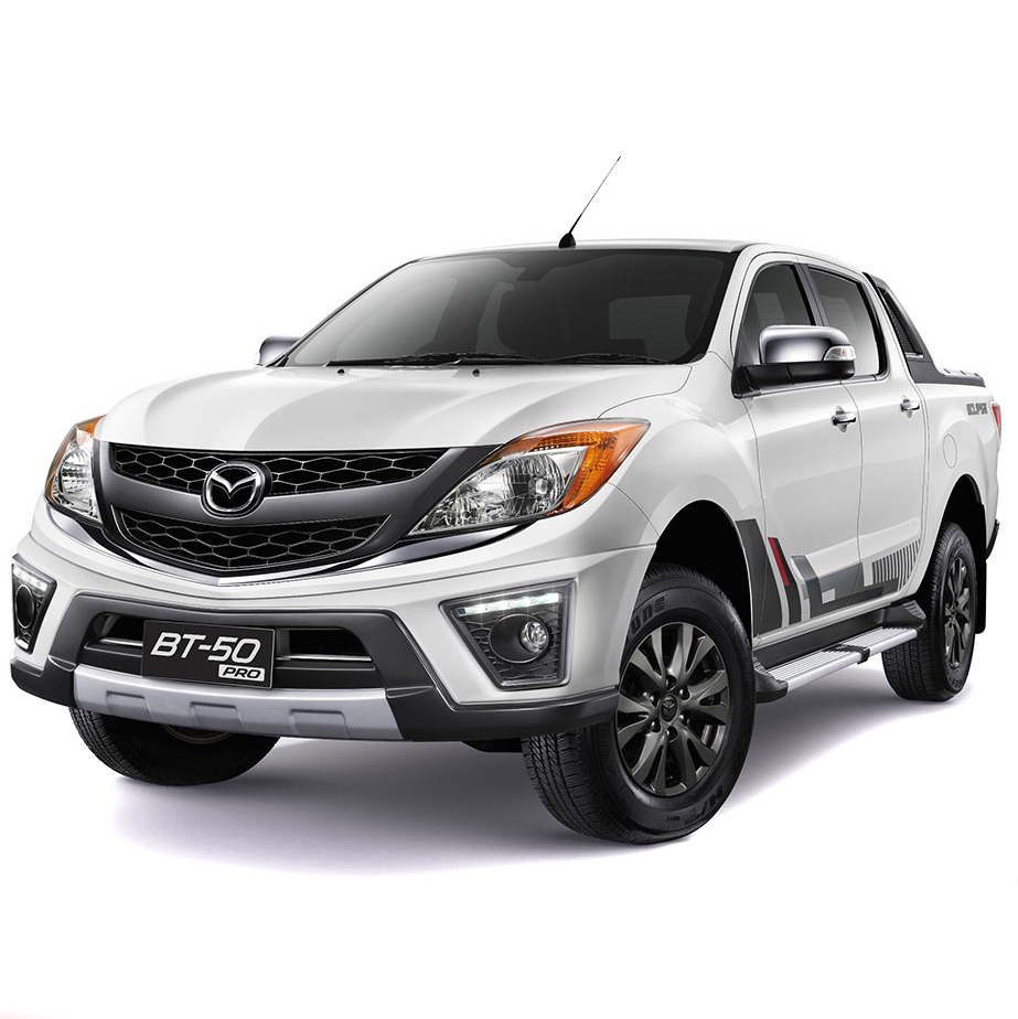 Mazda BT-50 Double Cab & BT-50 Single Cab 2008 - 2011