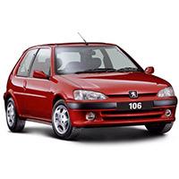 Peugeot 106 Boot Liner (1991 - 2003)