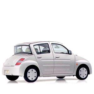 Toyota Will Vi 2000-2001