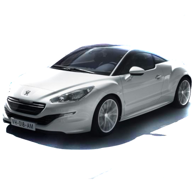 Peugeot RCZ 2010 Onwards