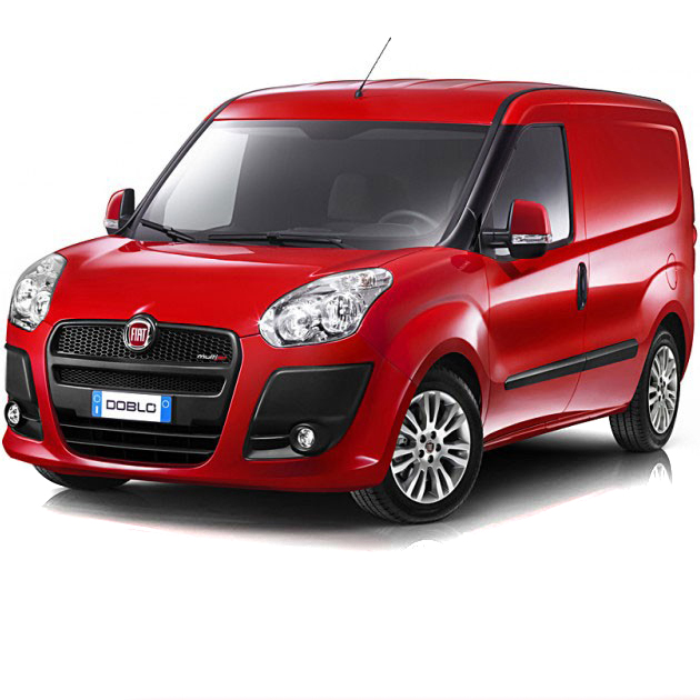Fiat Doblo Car Mats (All Models)