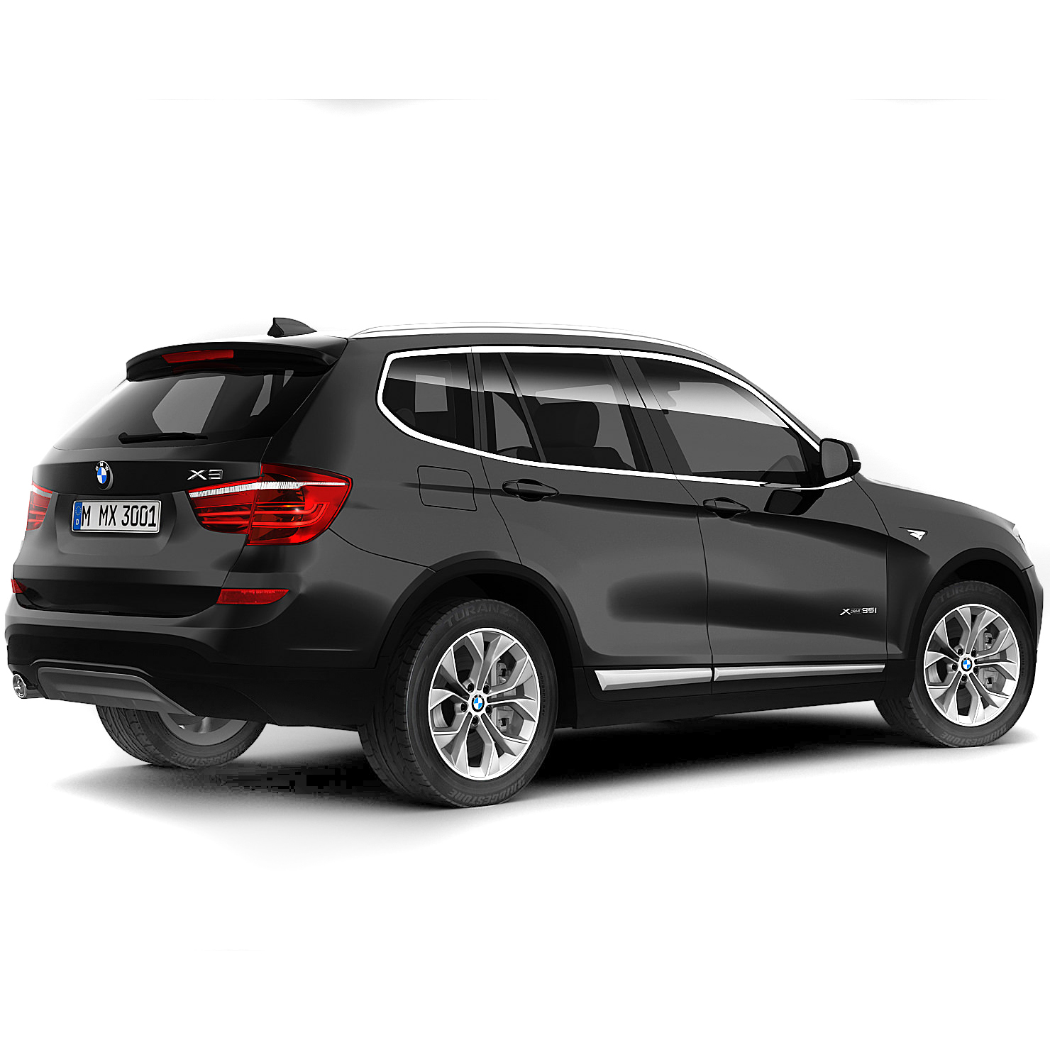BMW X3 Car Mats