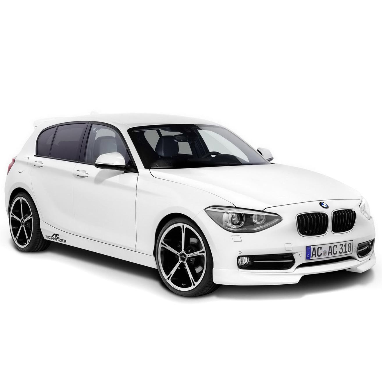 BMW 1 Series Car Mats (All Models)