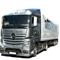Mercedes Actros Car Mats