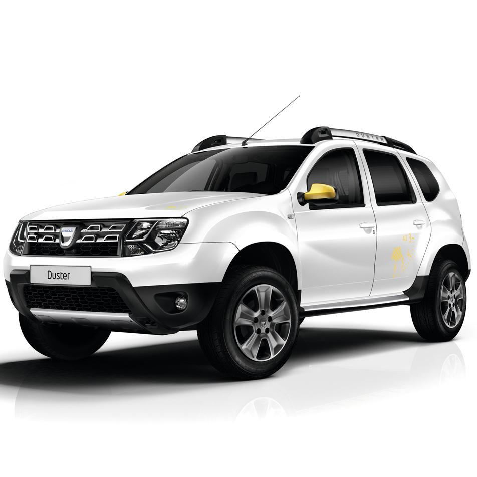 Dacia Duster 2010 Onwards