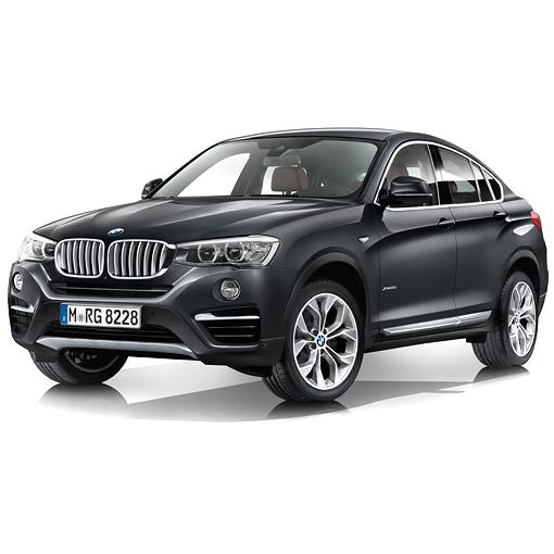 BMW X4 Car Mats (All Models)