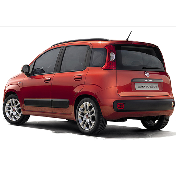 Fiat Panda Car Mats (All Models)