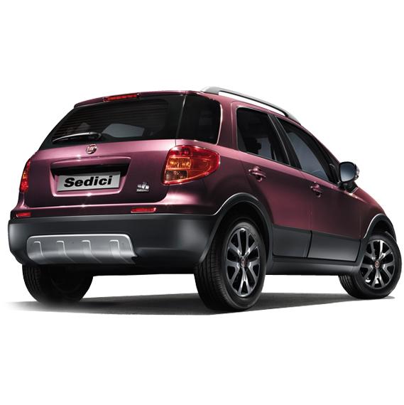 Fiat Sedici 2006-2009