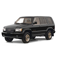 Isuzu Trooper Car Mats
