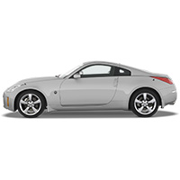 Nissan 350 Z Coupe 2003 Onwards
