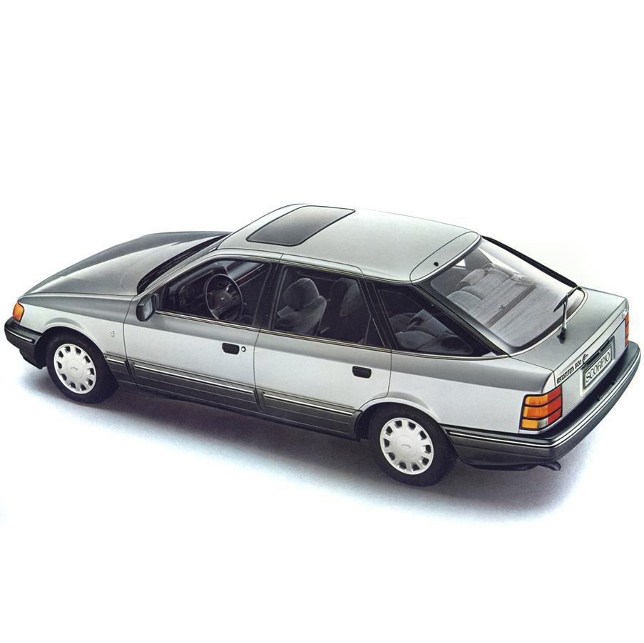 Ford Scorpio Car Mats 1995 - 1999