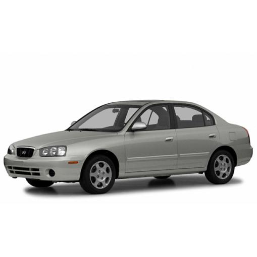 Hyundai Elantra 2001-2004