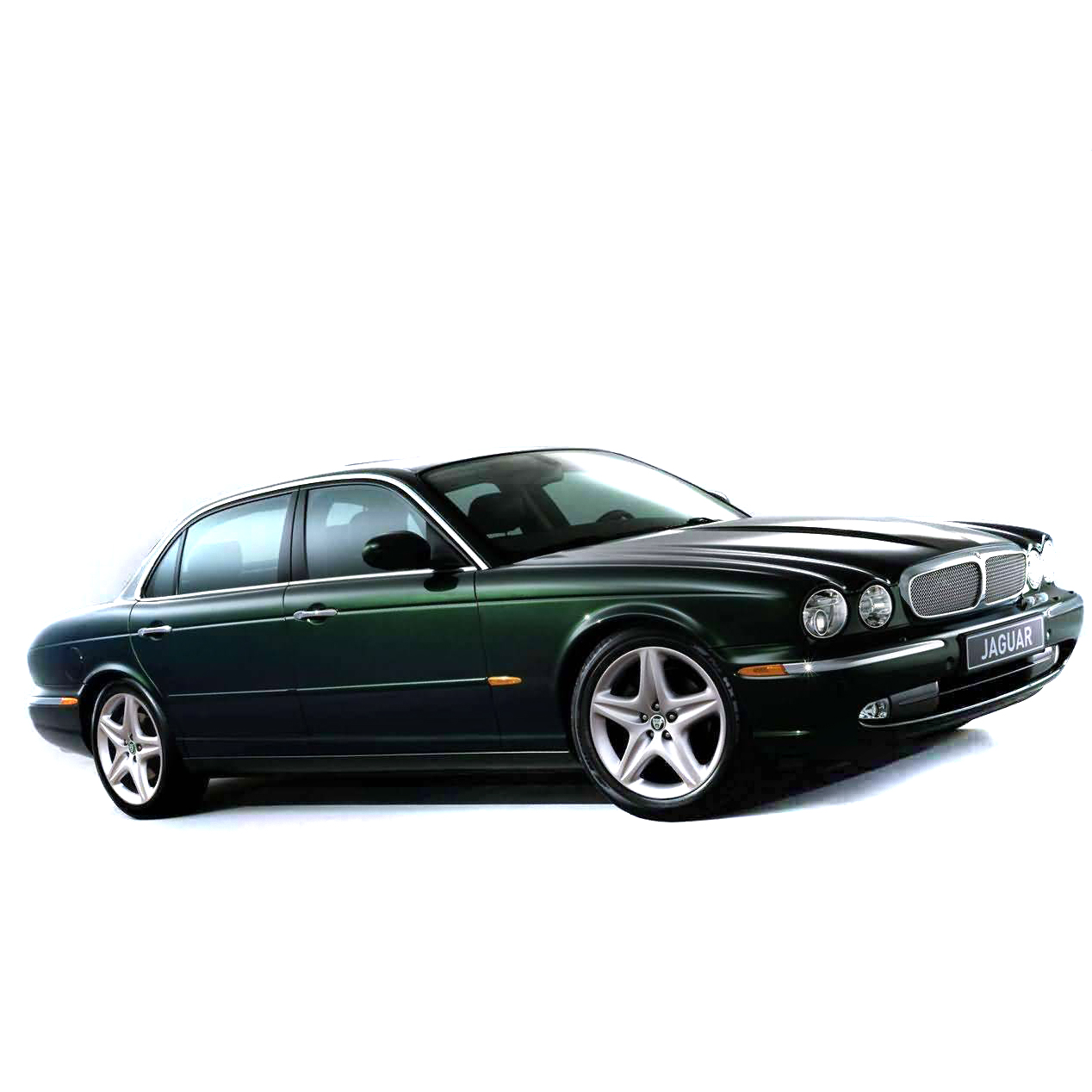 Jaguar XJ8 (Soverign LWB) 1997-2003