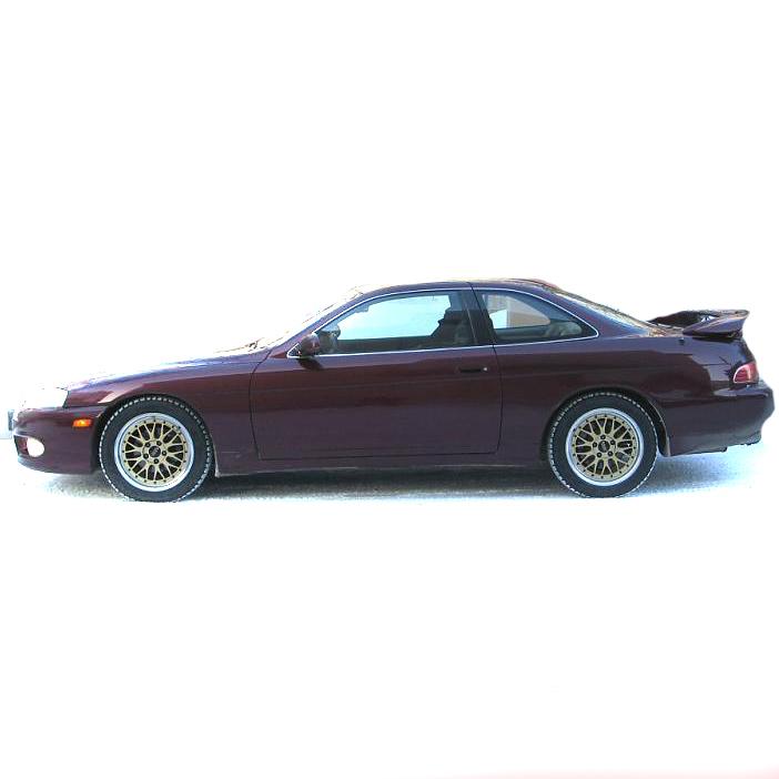 Lexus SE 300 1998 Onwards