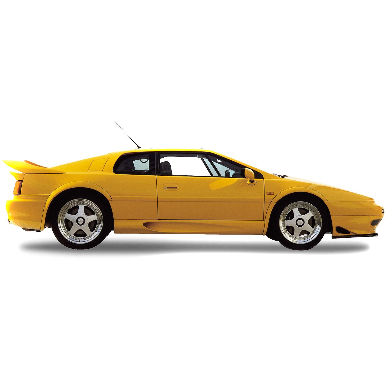 Lotus Esprit 1984-2003