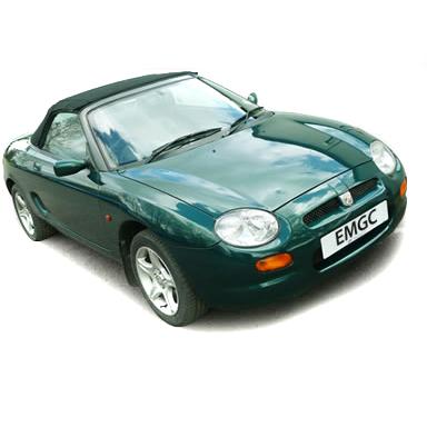MG F 1995-2002