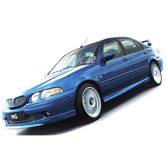 MG ZS 2001-2004