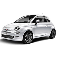 Fiat 500 Car Mats (All Models)