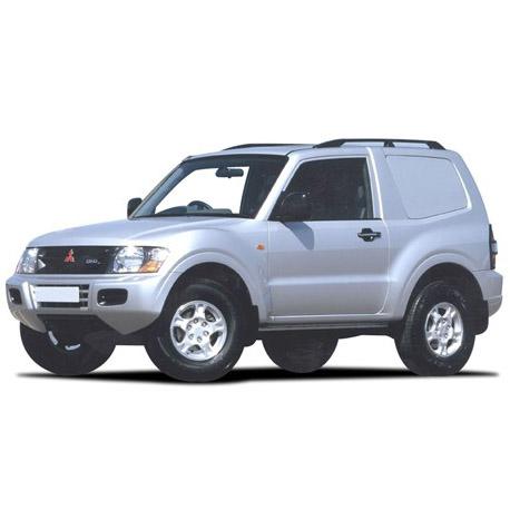 Mitsubishi Shogun Car Mats