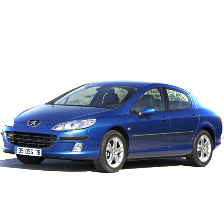 Peugeot 407 2004 Onwards