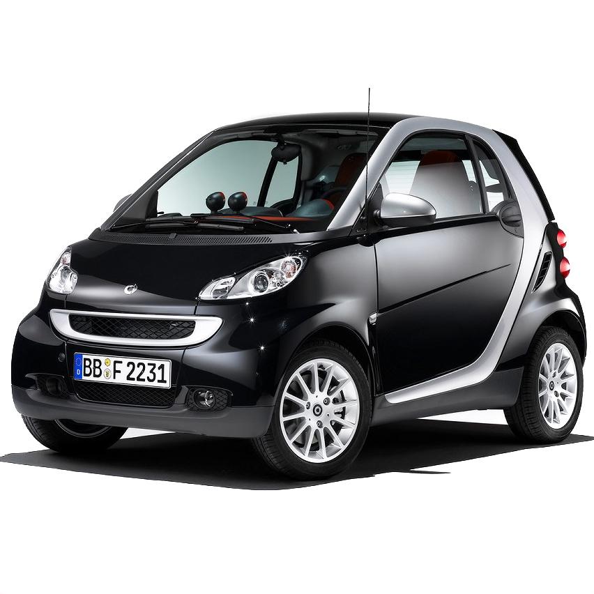 Smart Car Fortwo Car Mats (All Models)