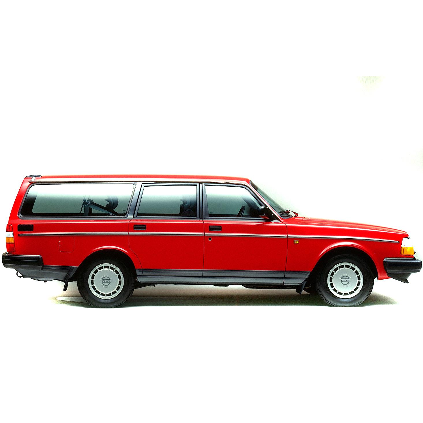 Volvo 240 & 260 1974-1993