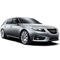 Saab 9-5 Boot Liners (1998-2012)