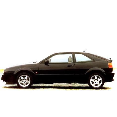 VW Corrado Car Mats 1989 - 1996