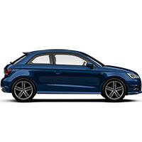 Audi A1 Sportback Boot Liner (2010 Onwards)