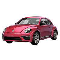 VW Beetle Car Mats
