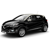 Renault Captur Boot Liner (2013 Onwards)