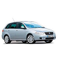 Fiat Croma Boot Liners
