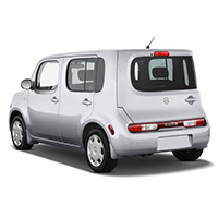 Nissan Cube Boot Liner (2010 Onwards)