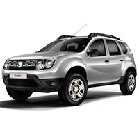 Dacia Duster Boot Liners (All Models) (2010 Onwards)