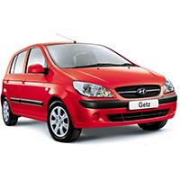 Hyundai Getz Boot Liner (2003 Onwards)