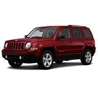 Jeep Patriot Boot Liner (2006 Onwards)