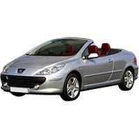 Peugeot 307 CC 2003 Onwards