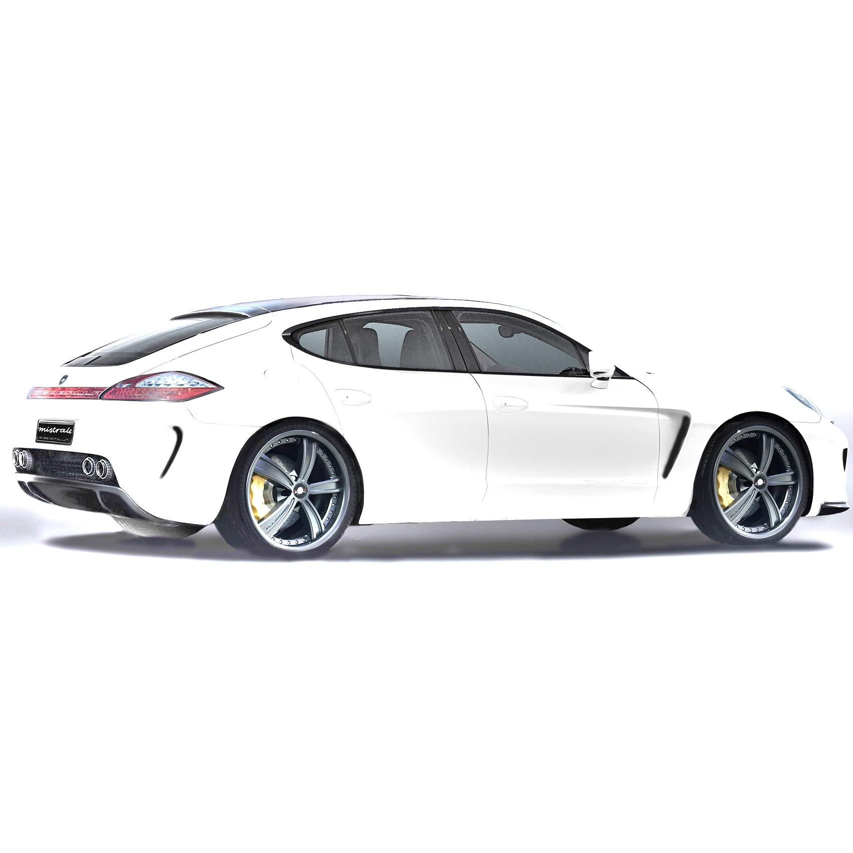 Porsche Panamera 2009 Onwards