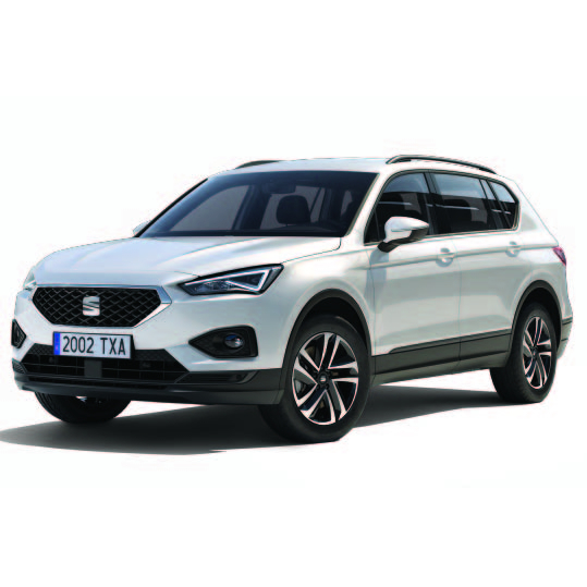 Seat Tarraco Boot Liners (2018 Onwards)