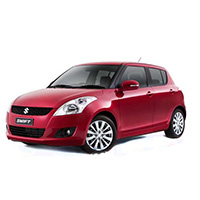 Suzuki Swift Boot Liners