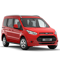 Ford Tourneo Boot Liners (All Models) (2014 Onwards)