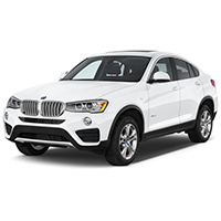 BMW X4 Boot Liner (All Models)