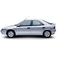 Citroen Xantia Boot Liner (1995-2003)