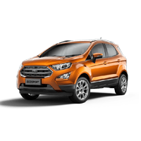 Ford EcoSport Boot Liners (2012 Onwards)