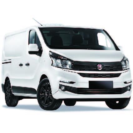 Fiat Talento (2016 Onwards)