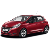 Peugeot 208 2012 Onwards