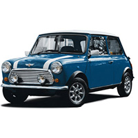 Rover Mini Car Mats (All Models)