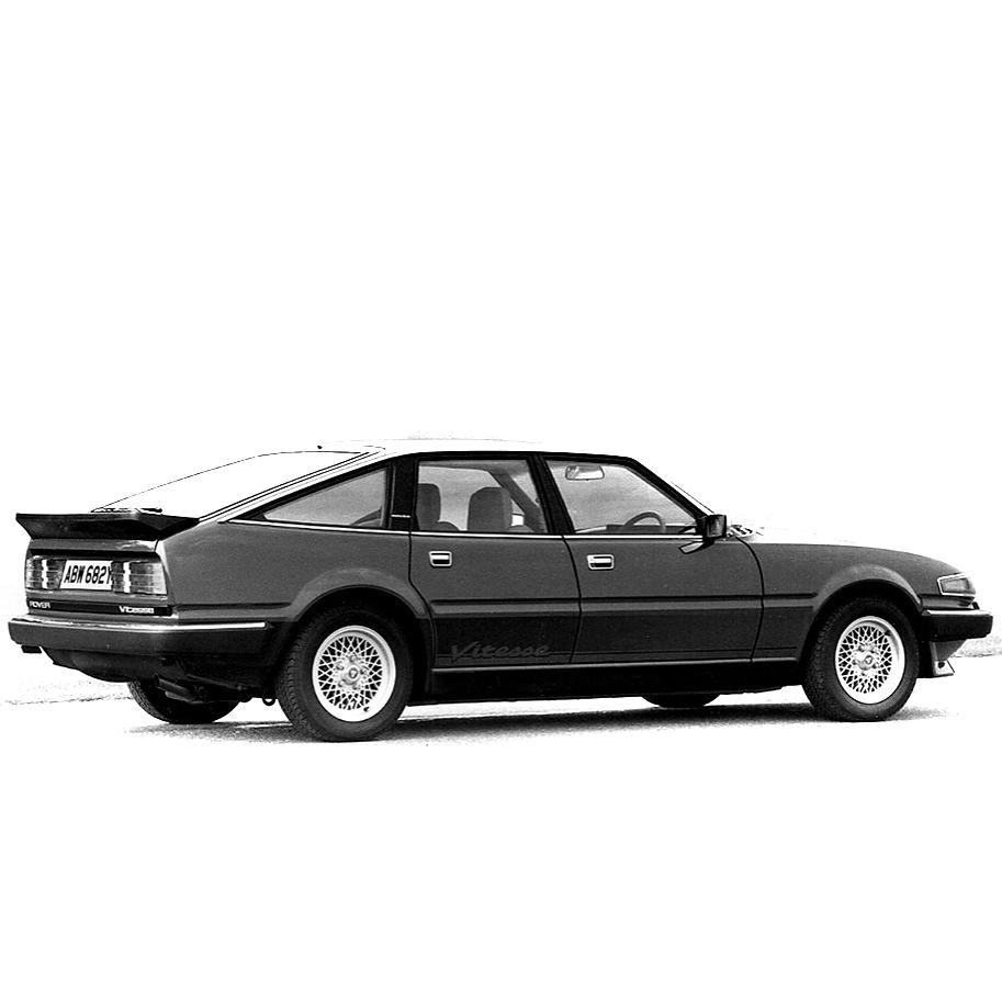 Rover SD1 1976-1986