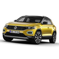 VW T-Roc 2017 Onwards